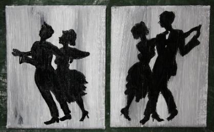 """""""Let's dance!"""" von Sibylle - Foto (c) von Cordula Kerlikowski"""